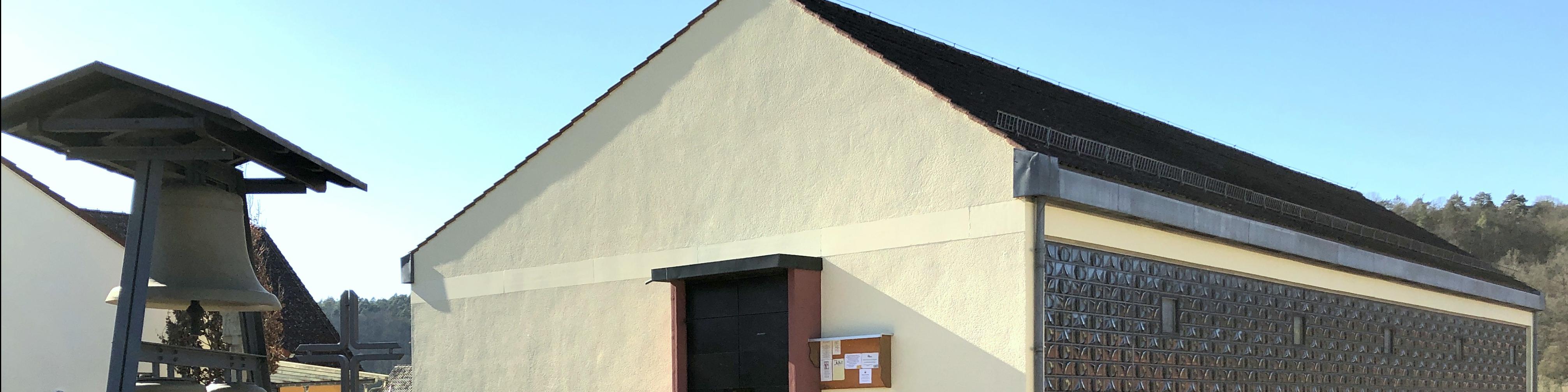 Aura: Dorfkirche St. Laurentius