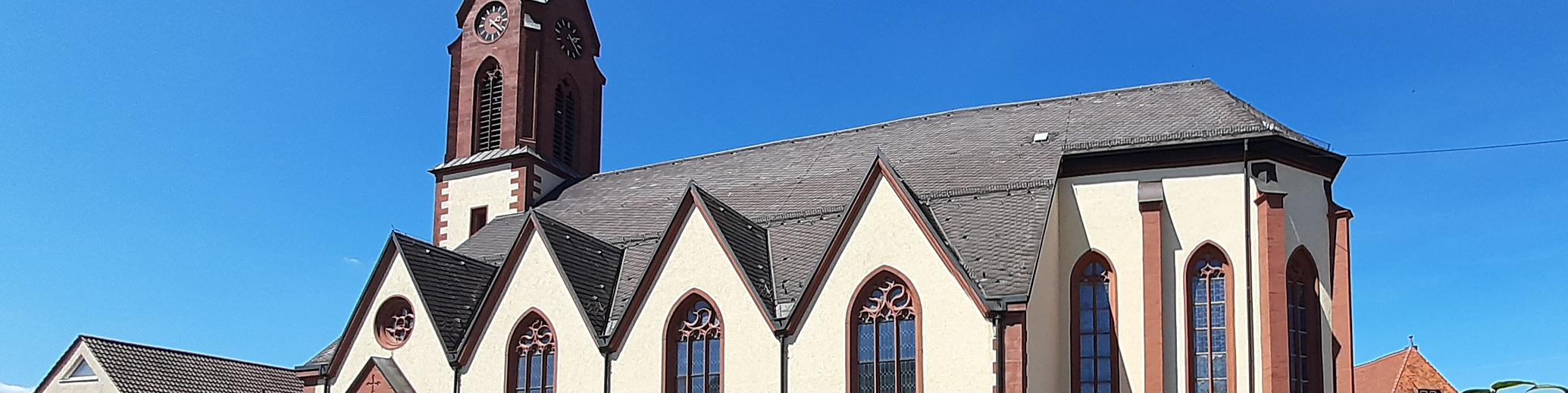 Euerdorf: Pfarrkirche St. Johannes der Täufer