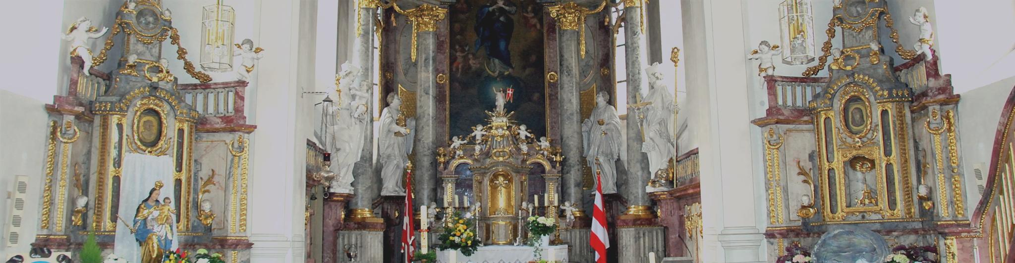 Sulzthal - Pfarrkirche Mariä Himmelfahrt