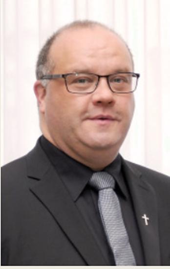 Pfarrer Greier